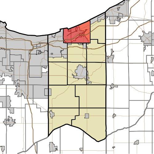 So Many Ancestors Mappy Monday Map Of Porter County Indiana