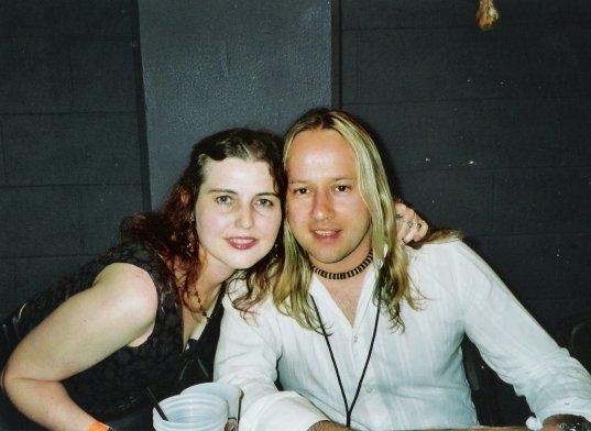 Beth and David
